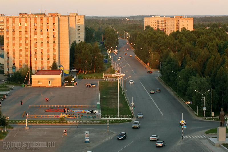 томская область город стрежевой свежий воздух